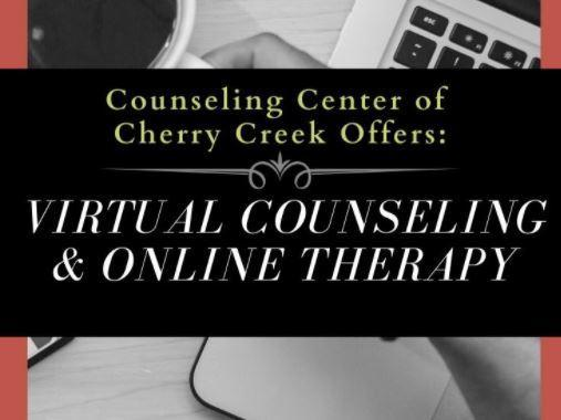 virtual sessions for counseling center of cherry creek