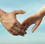 Man and woman holding hands | Counseling Center of Cherry Creek