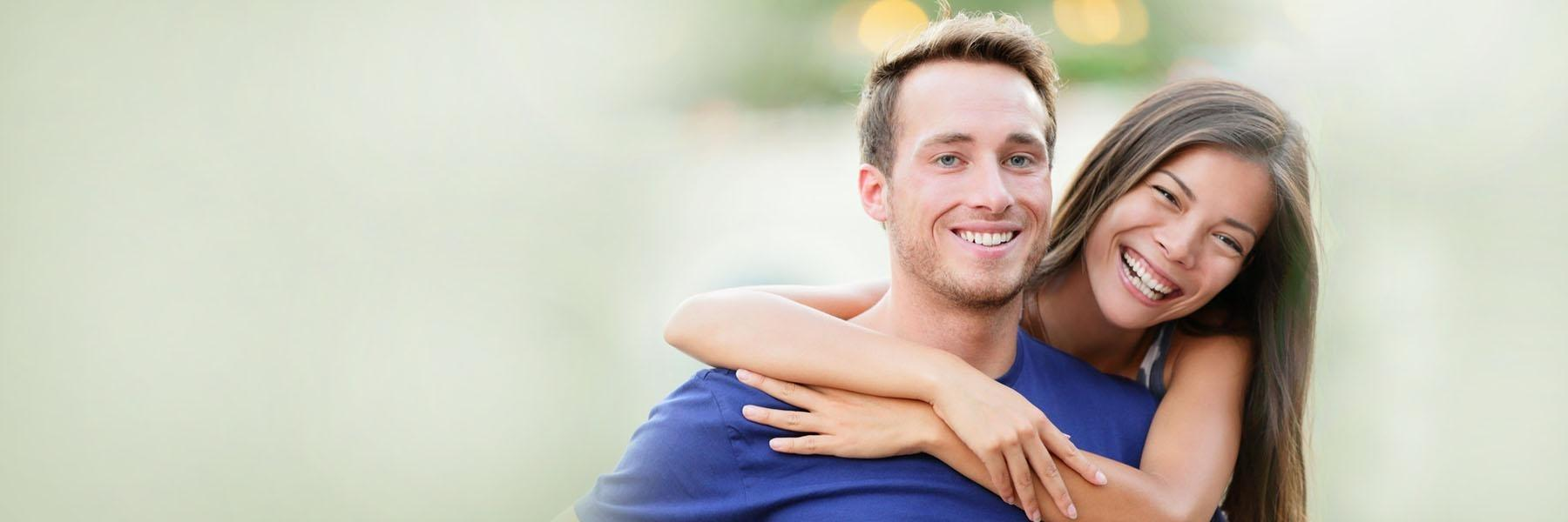 Smiling Couple | Counseling Denver CO